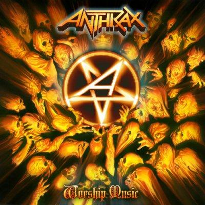 La pochette du nouvel album d'Anthrax publiée!
