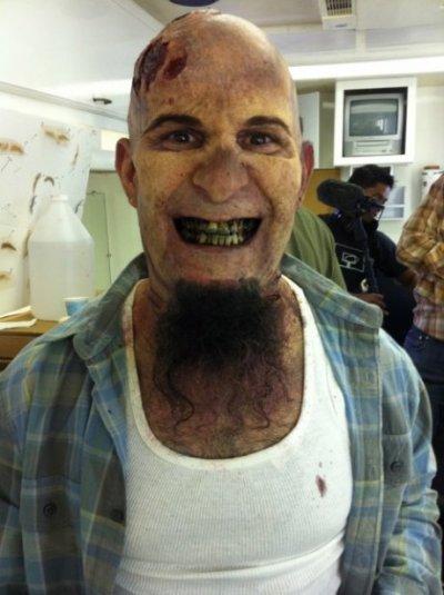 Scott Ian dans la saison 2 de Walking Dead