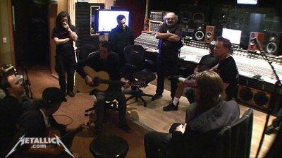L'album de Metallica avec Lou Reed dans les bacs le 31 octobre