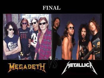 Dave Mustaine et Kirk Hammett: amélioration de leurs relations