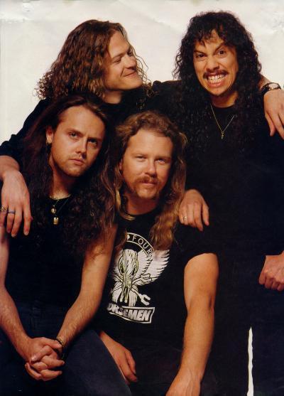 Metallica va entrer en studio