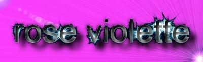 rose-violette