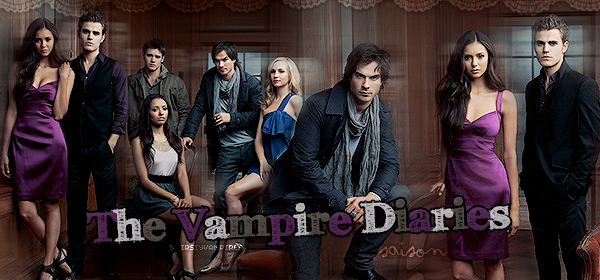 _➜-_On ThirstyVampires.Skyrock.com -_~-_The Vampire Diaries ; Season 1 .-_____________________Création - Décoration