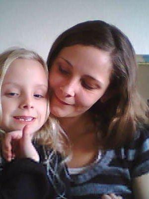 ma fille et moi !!!