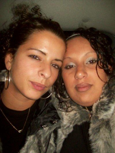 Nora & belinda & moi