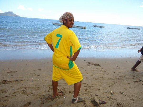 ce ma passion de vivre jouer au foot