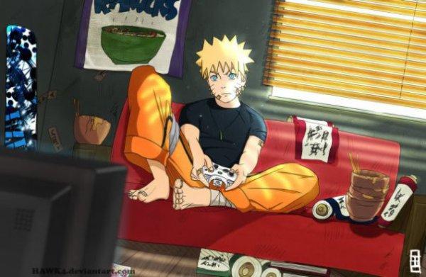 Naruto Uzumaki :