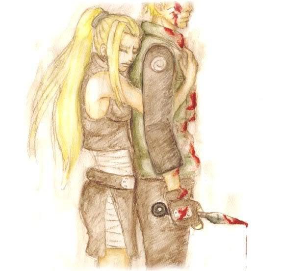 Naruto et Ino :