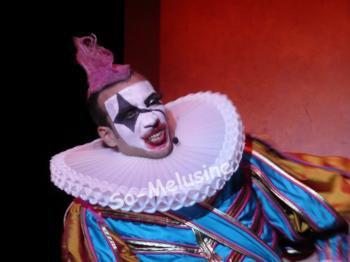 Pixture --> Merwan ~ Le Clown ; L'aubergiste ♥
