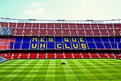 Fc Barcelone / Messi (l) !