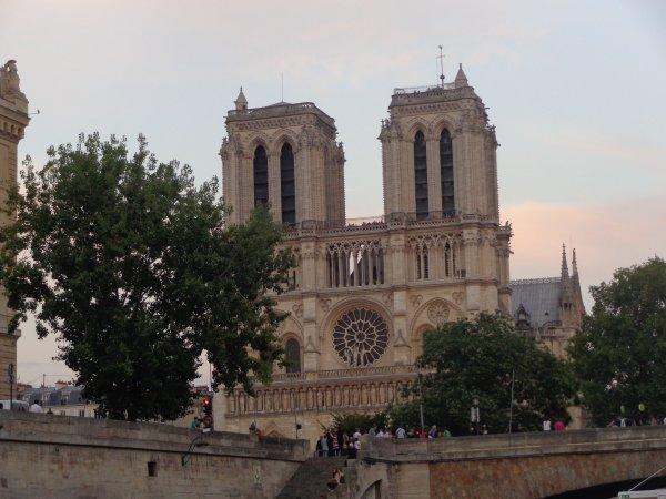 la  catedrale notre dame a paris
