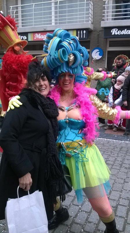 mon copain carnavaliste