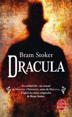 . Dracula - Bram Stocker .
