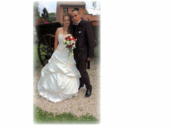 mariage de ma fille melanie