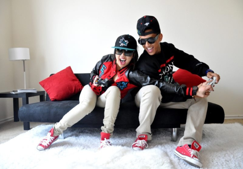 swag couple
