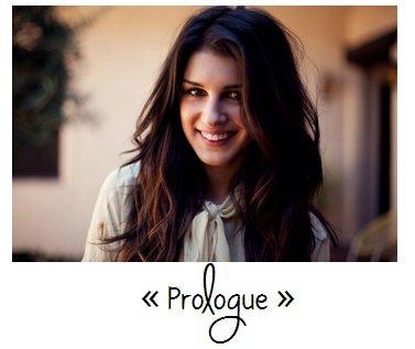 J'aime quand ses yeux se posent sur moi et que je me sens plus fort. ▬ Prologue.