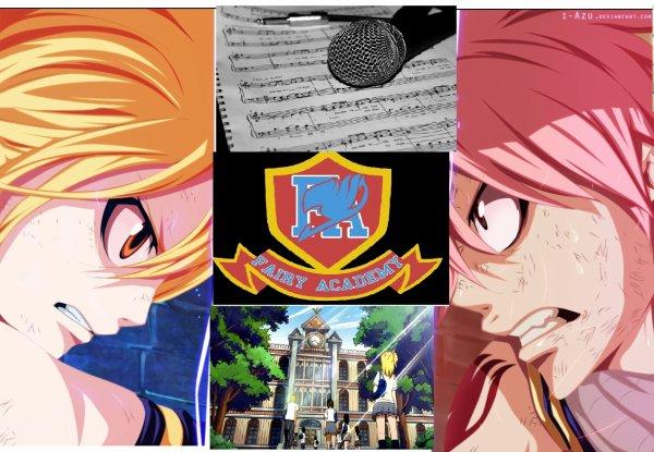 Fairy School Life ( Chapitre 1)