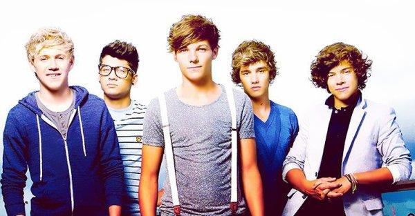 sondage pour le nouveau clip des One Direction