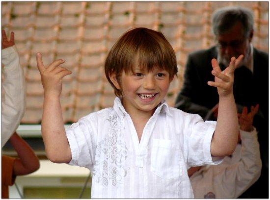 Bastien danse Shakira  - 2 éme année de maternelle