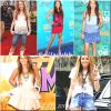 L'évolution de notre Miley.