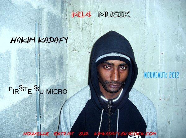 KADAFY PROD / Radical instrumental (H KADAFY) (2013)