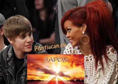 Justin Bieber et Rihanna chanteront ensemble pour le Japon !