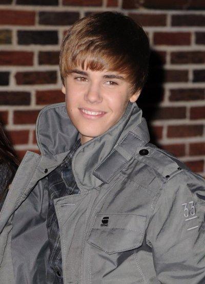 Justin effrayé par les Beliebers !