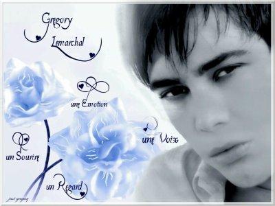 Fond d'écran Grégory