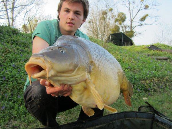 enfin mon gros fish !!!!    18+
