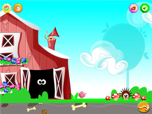 Hictic et son tic - livre interactif pour enfant