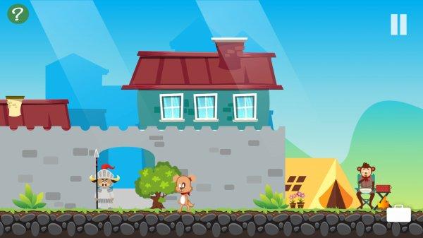 Tiny Story aventure- jeu pointez et cliquez