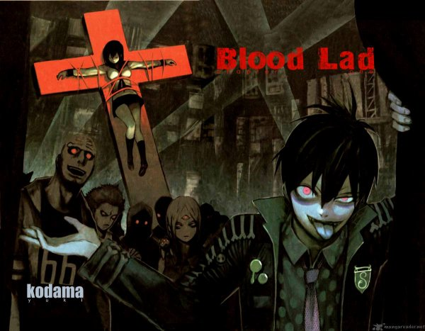 Blood lad (episode :1-6)