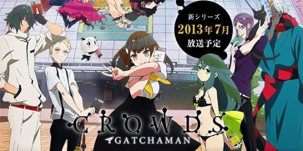 Gatchman Crowds