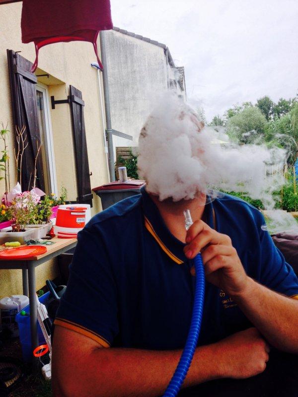 Je fume chuchat sa fait du bien