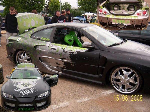 406 Peugeot toxic un tres bonne amis