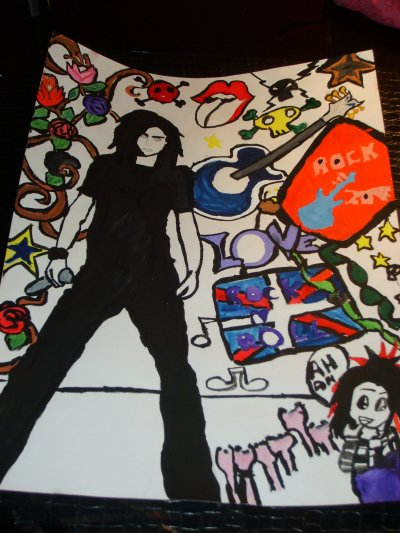 dessin et peinture