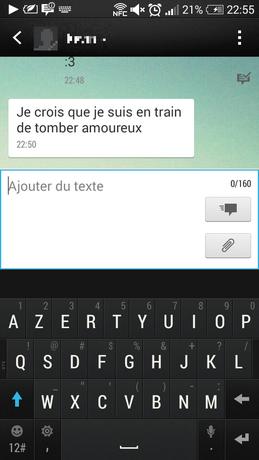 Ce genre de messages... ♥