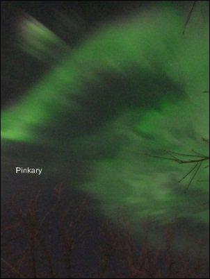 Northern lights 07.03.12