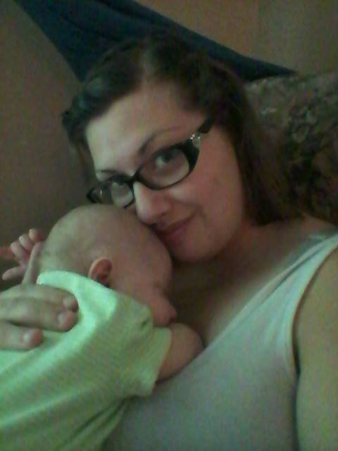 Ma fille et moi ! :)