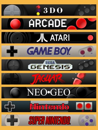 COLLECTION DE JEUX RETRO