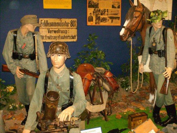 (l) Musée Mémorial D'Omaha Beach le 30.07.2012 (l)