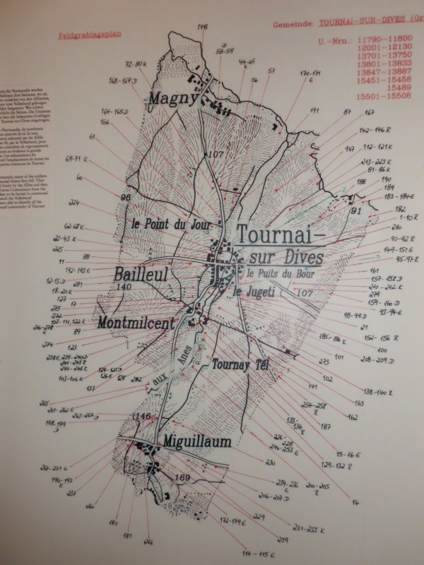 (l) Le Cimetière Allemand De La Cambe Le 31.07.2012 (l)