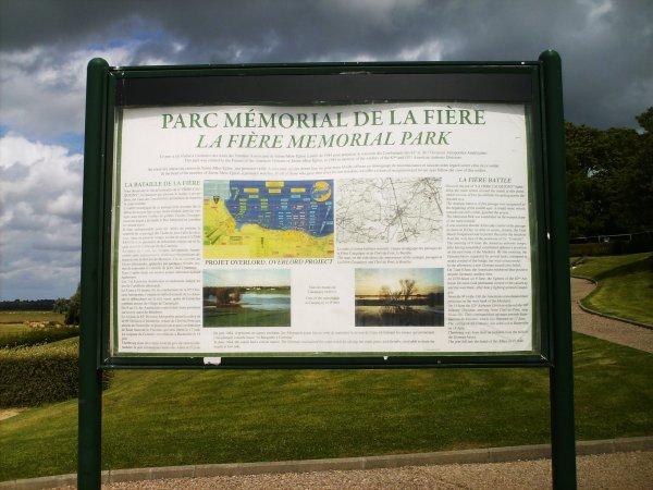 ☆ Parc Mémorial De La Fière Le 02.08.2012 ☆