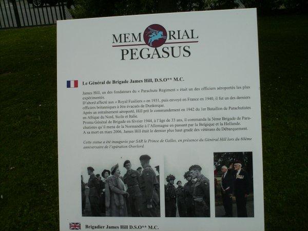 ☆☆ Memorial Pegasus Bridge le 07.08.2013 ☆☆