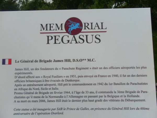 ☆☆ Memorial Pegasus Bridge le 07.08.2013 ☆☆