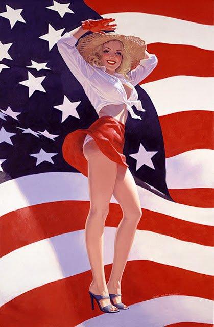 American Pin-Up