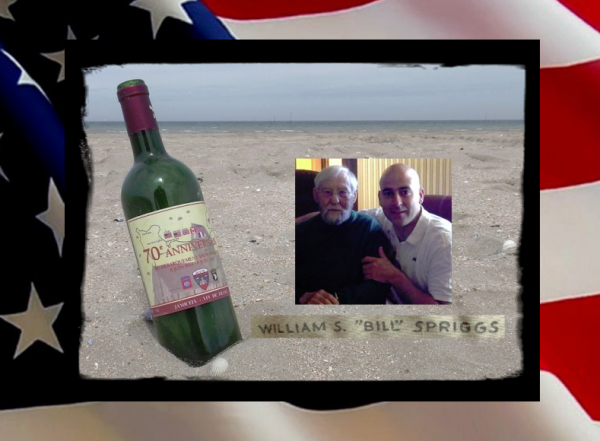 "☆ ""Bill"" & Caparzo - 2014 D-DAY - 70ème Normandie ☆"