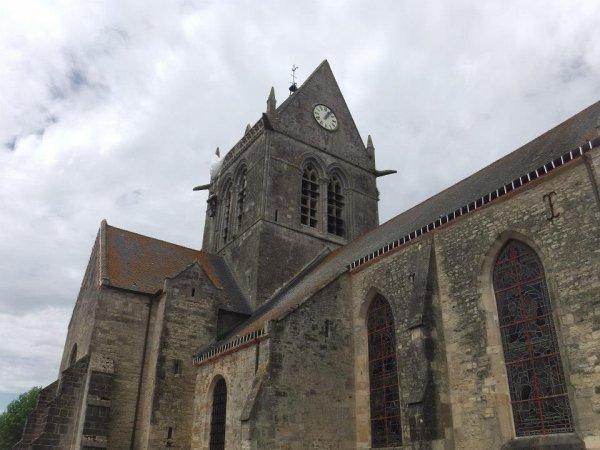 ☆ Caparzo - 2014 D-DAY - 70ème Normandie  - Sainte Mère Église ☆