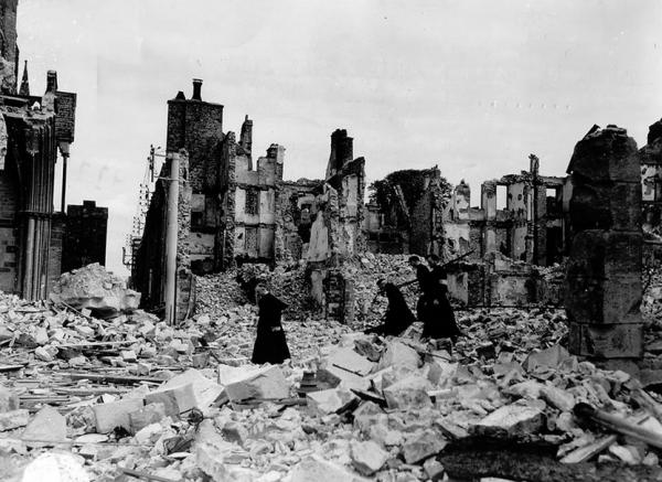 ☆ 29 juillet 1944 - Opération Cobra ☆