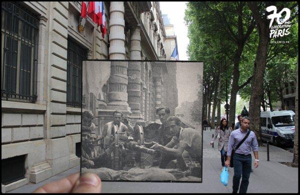 ☆ 19 août 1944 ... ☆